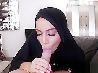 Muslim slut pov sucking