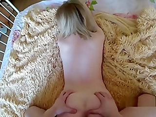 A little gentle sex for my wife